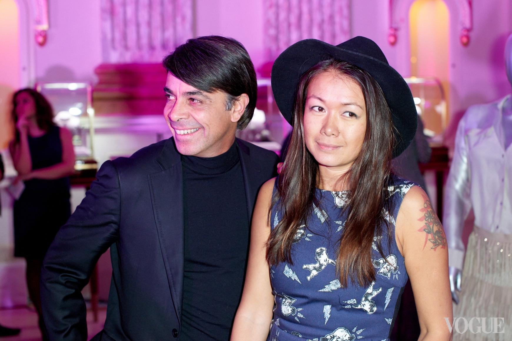 Валид Арфуш и Лида Петрова