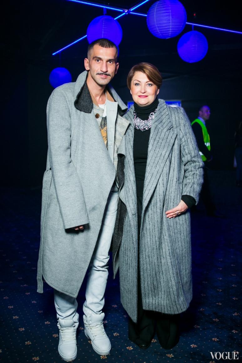 Валерий Топал и Ирина Данилевская