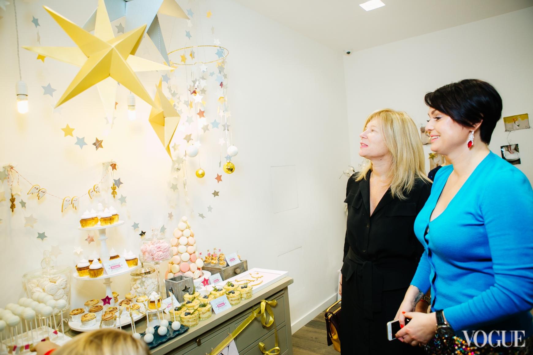 Лилия Пустовит и Хрыстя Храновская