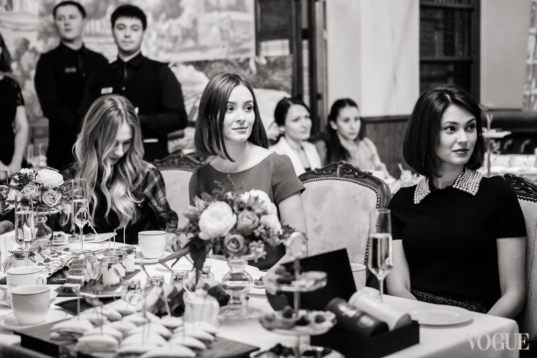 Наталья Череп, Зоя Литвин и Екатерина Горина