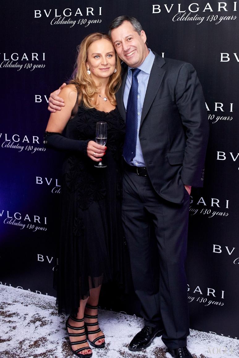 Роберт Кениг с женой Татьяной