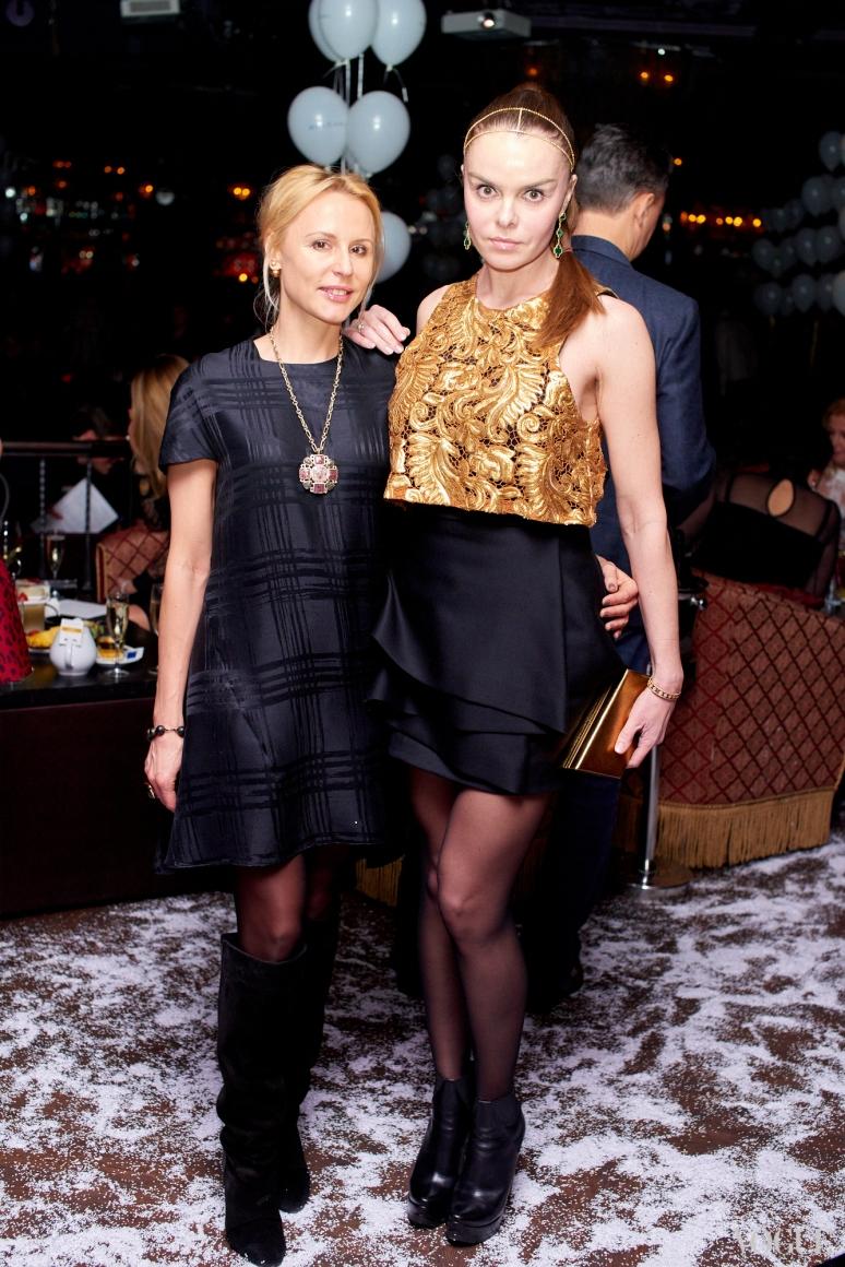 Елена Примак и Ольга Олексенко