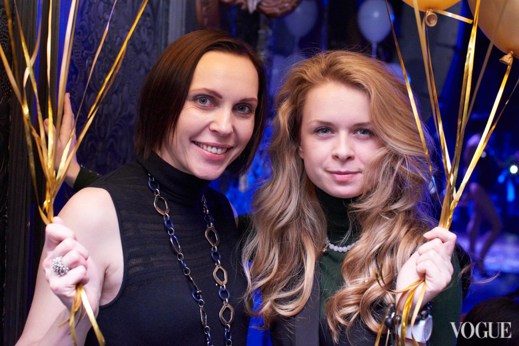 Наталья Савченко и Виктория Худзык