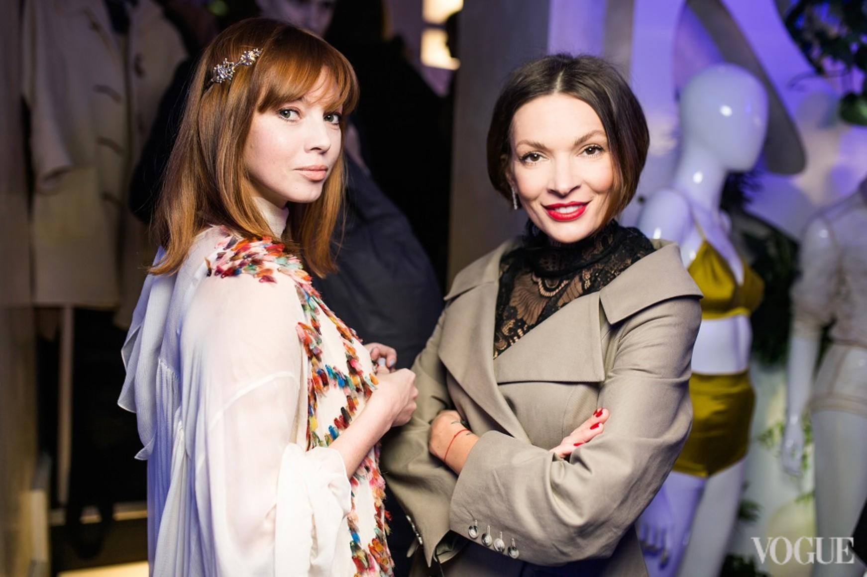 Лидия Пфайфер и Полина Неня