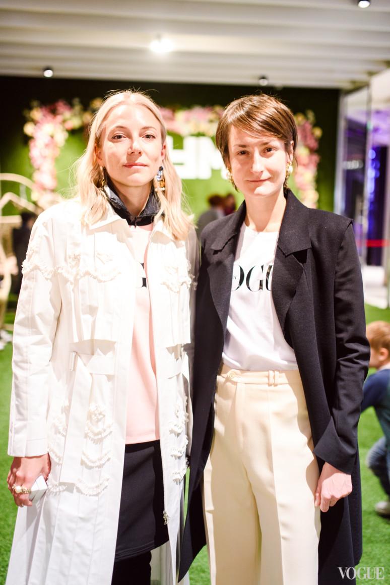 Ирина Каравай и Татьяна Соловей