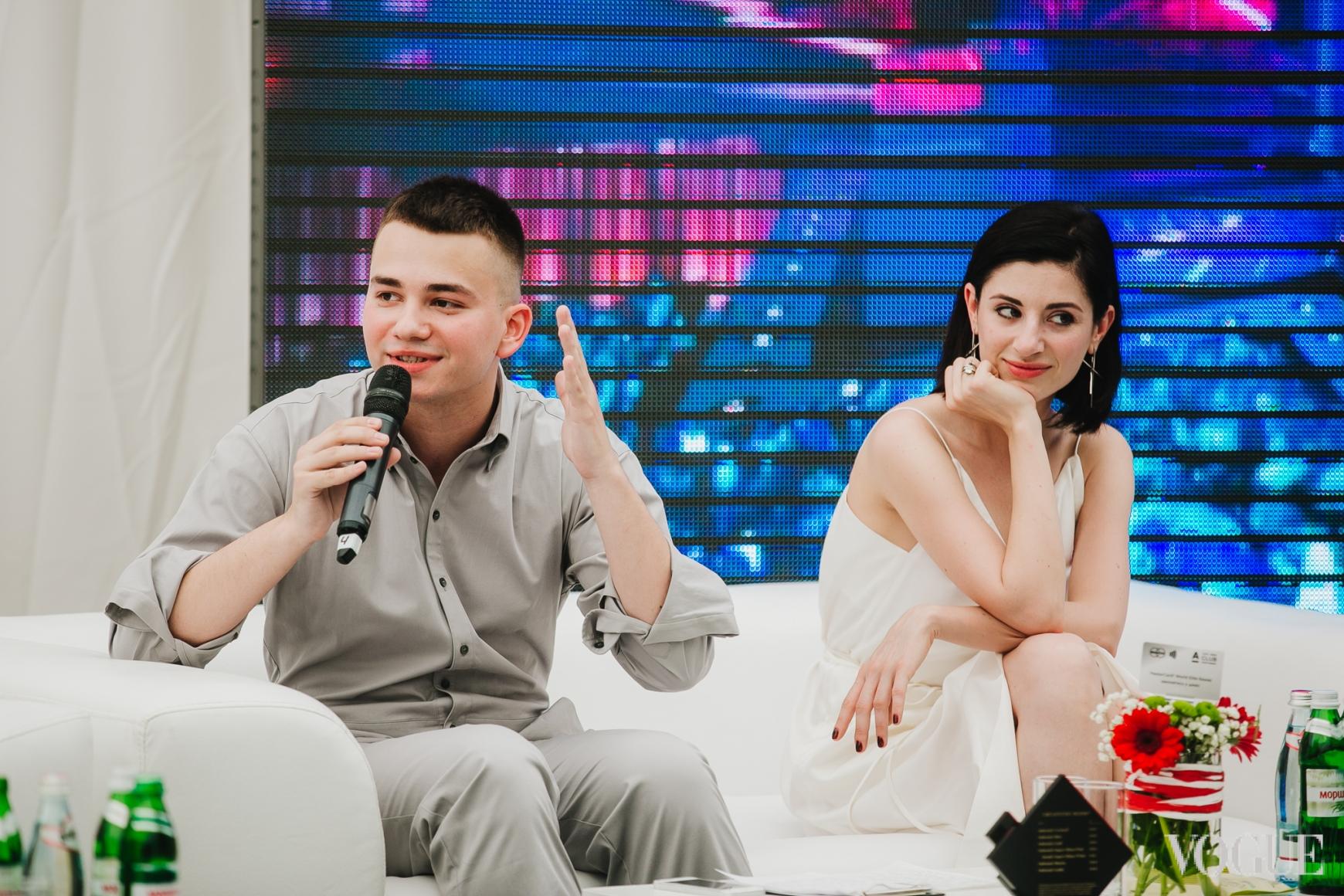 Иван Фролов и Светлана Бевза