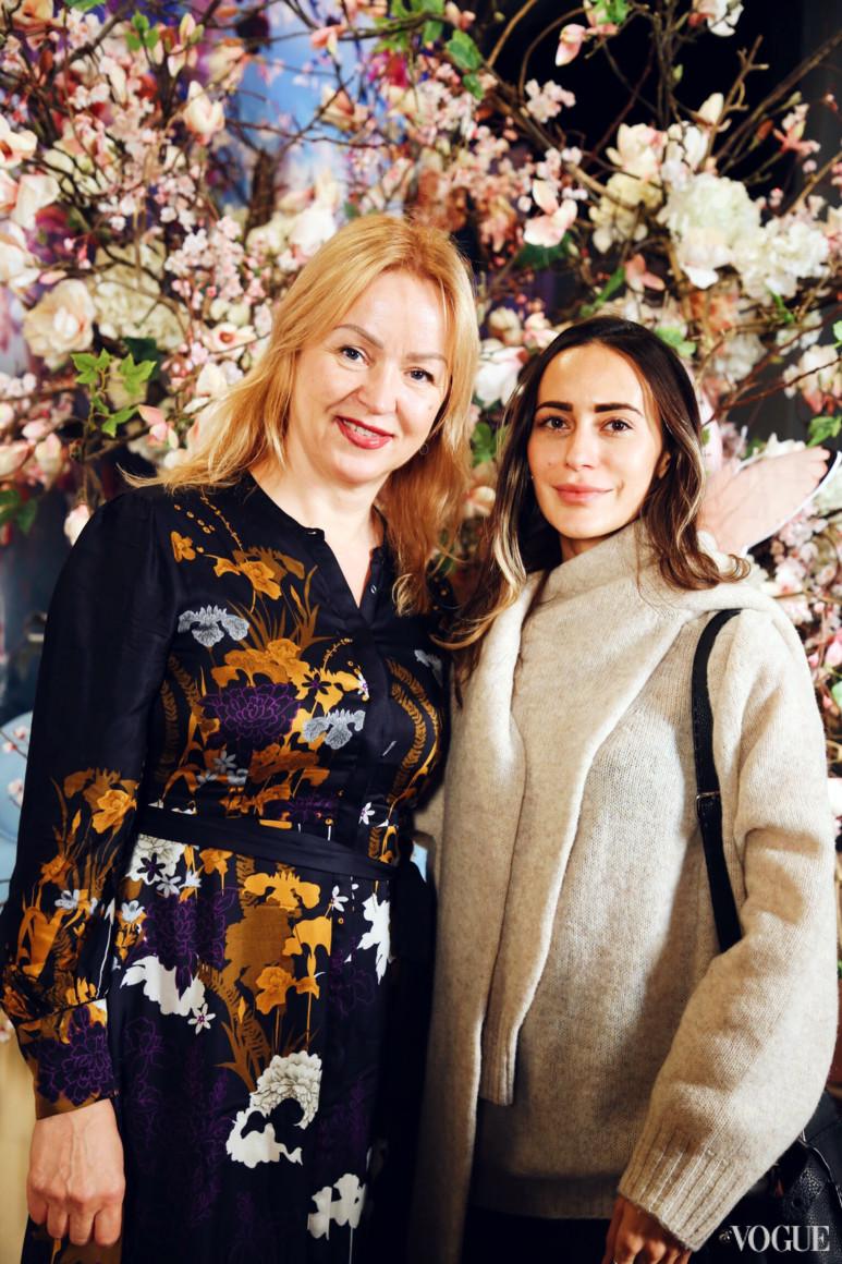 Натали Гурьева и Алиса Илиева