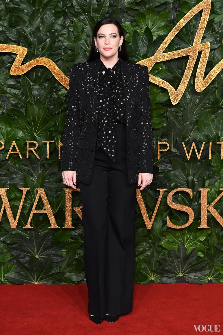 Лив Тайлер в Givenchy