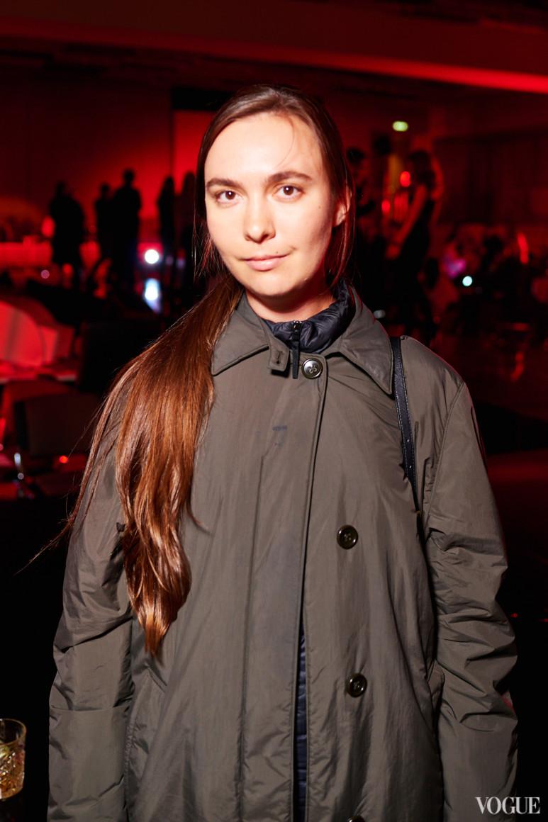 Кристина Обломская