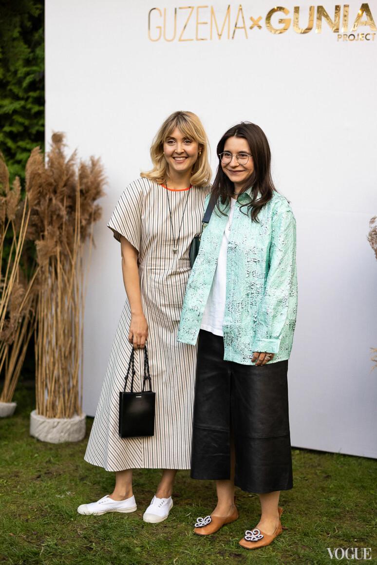 Татьяна Немченко и Анастасия Ивченко