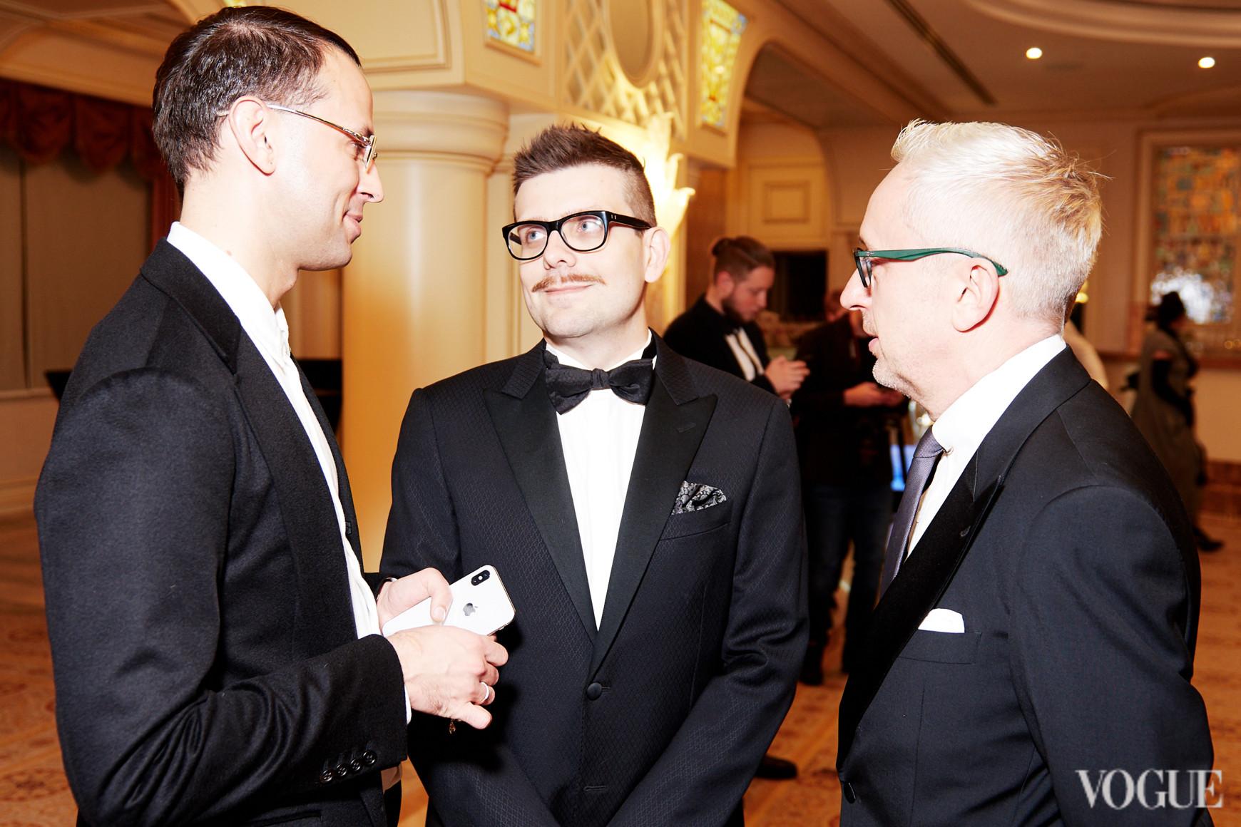 Павел Орлов, Олег Филатов и Вадим Медведев