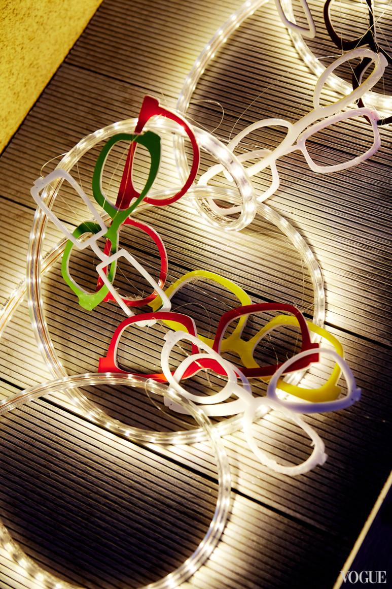 Evrooptika Glasses Room
