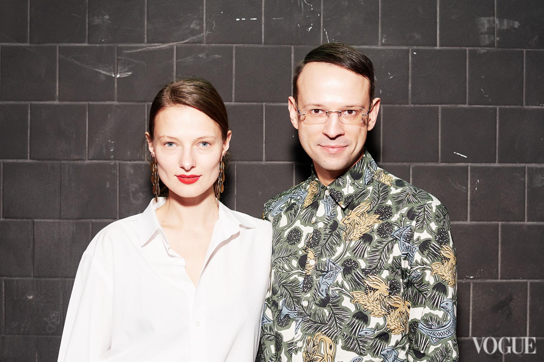 Татьяна Журавель-Рубан и Павел Орлов