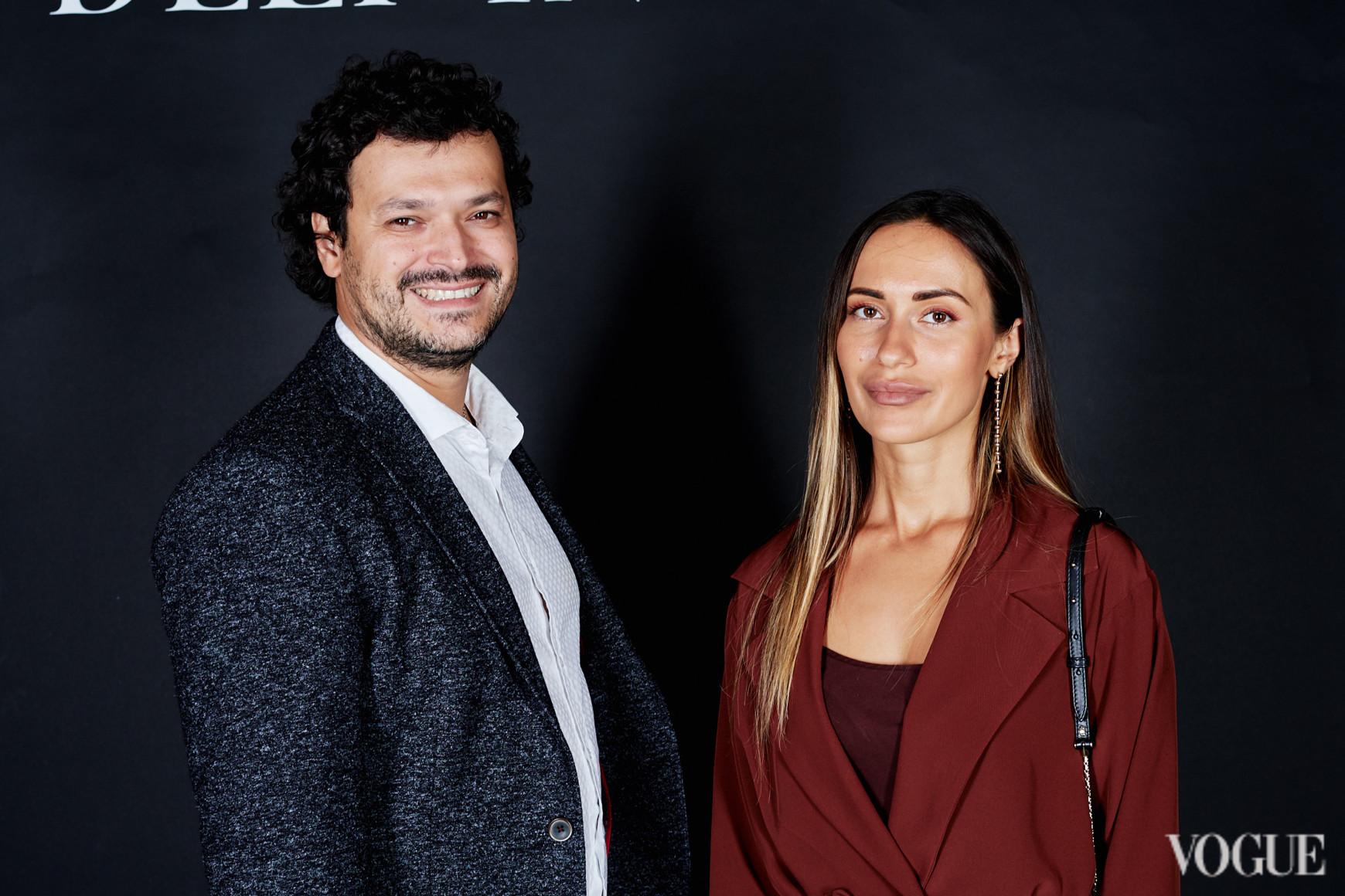 Андрей Ваганов-Дашков и Алиса Илиева