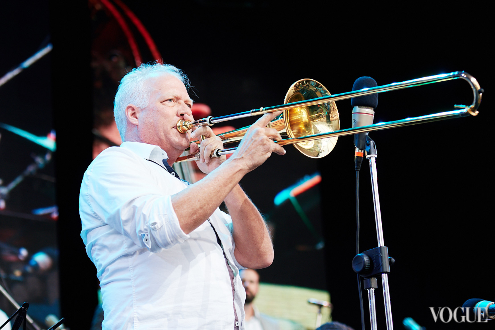 Выступление Gordon Goodwin's Big Phat Band