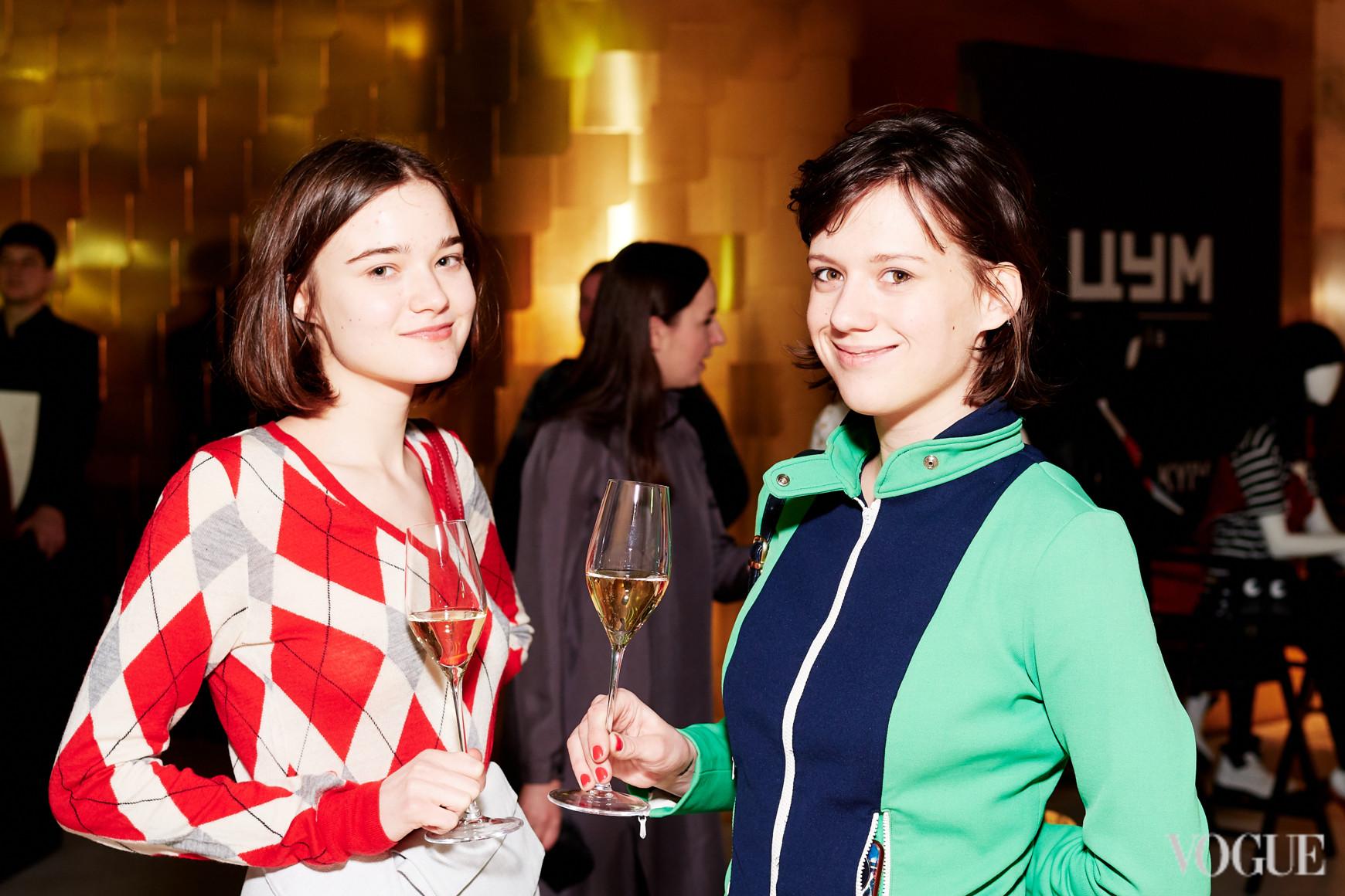 Валерия Лученко и Ольга Жижко