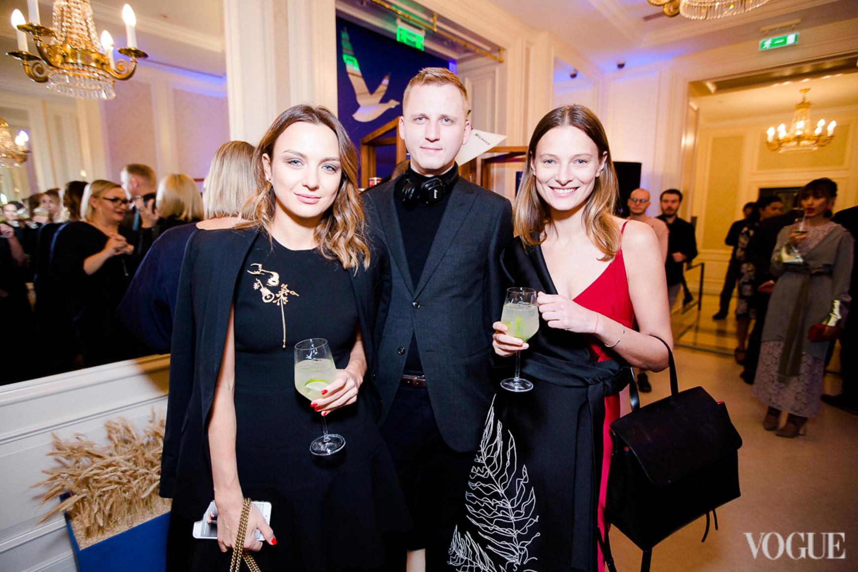 Алена Масюткина, Артем Климчук и Татьяна Рубан