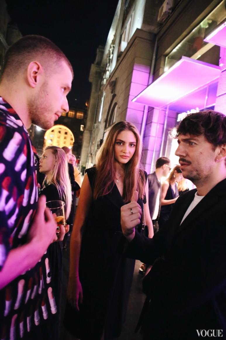 Арина Любителева и Руслан Багинский