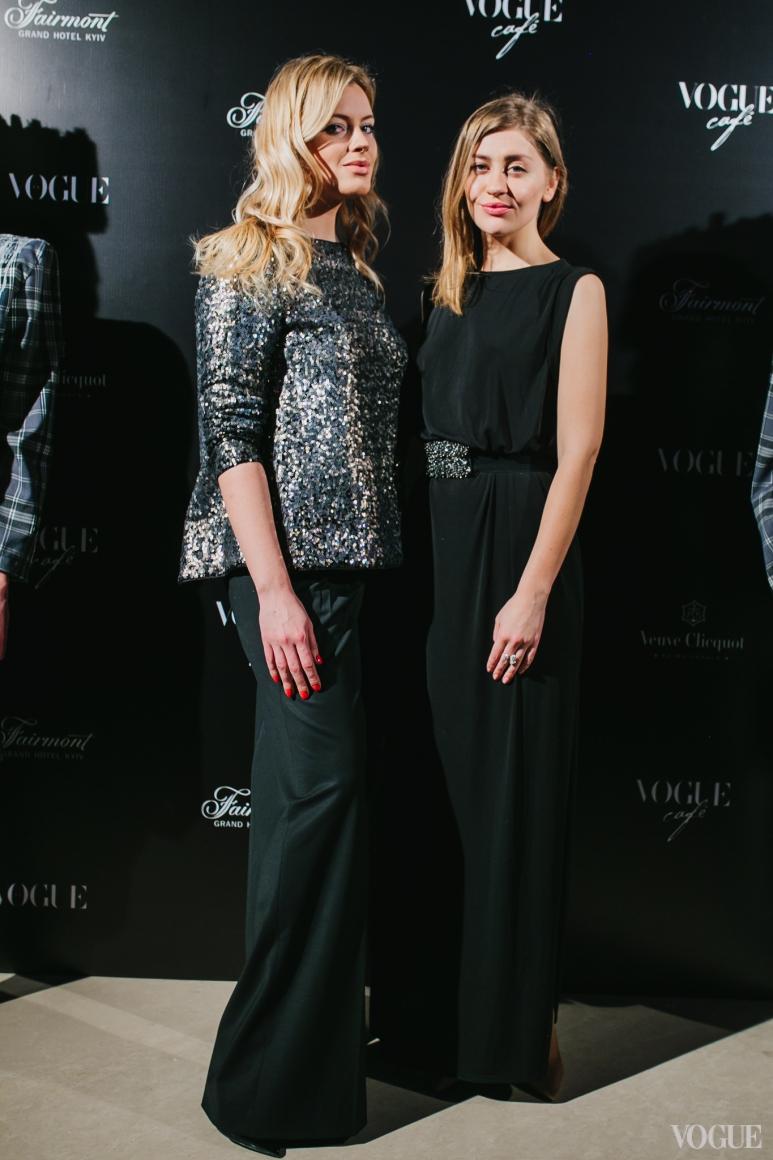 София Милано и Дарья Ярощук