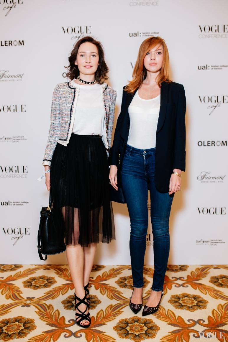 Лилия Шидловская и Лидия Пфайфер