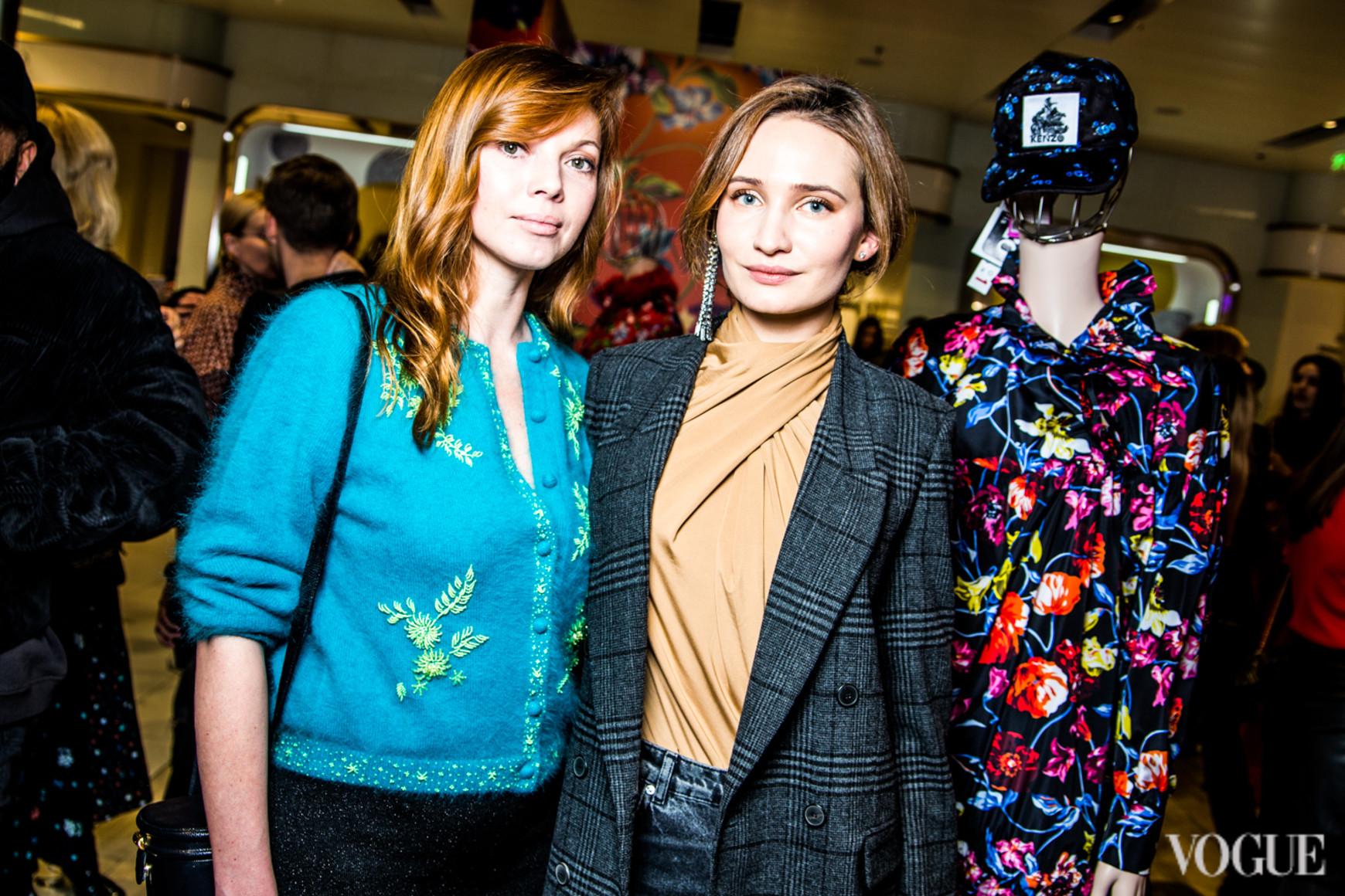 Лидия Пфайфер и Лилия Шидловская