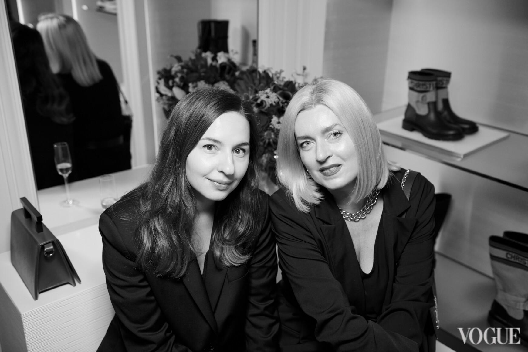 Виолетта Федорова и Татьяна Карикова