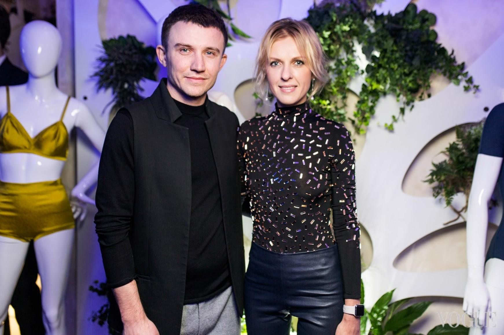 Александр Бреус и Юлия Костецкая