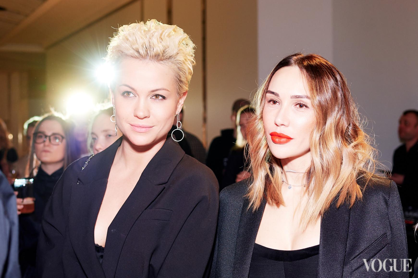 Анна Лукашевич и Наталья Бровди