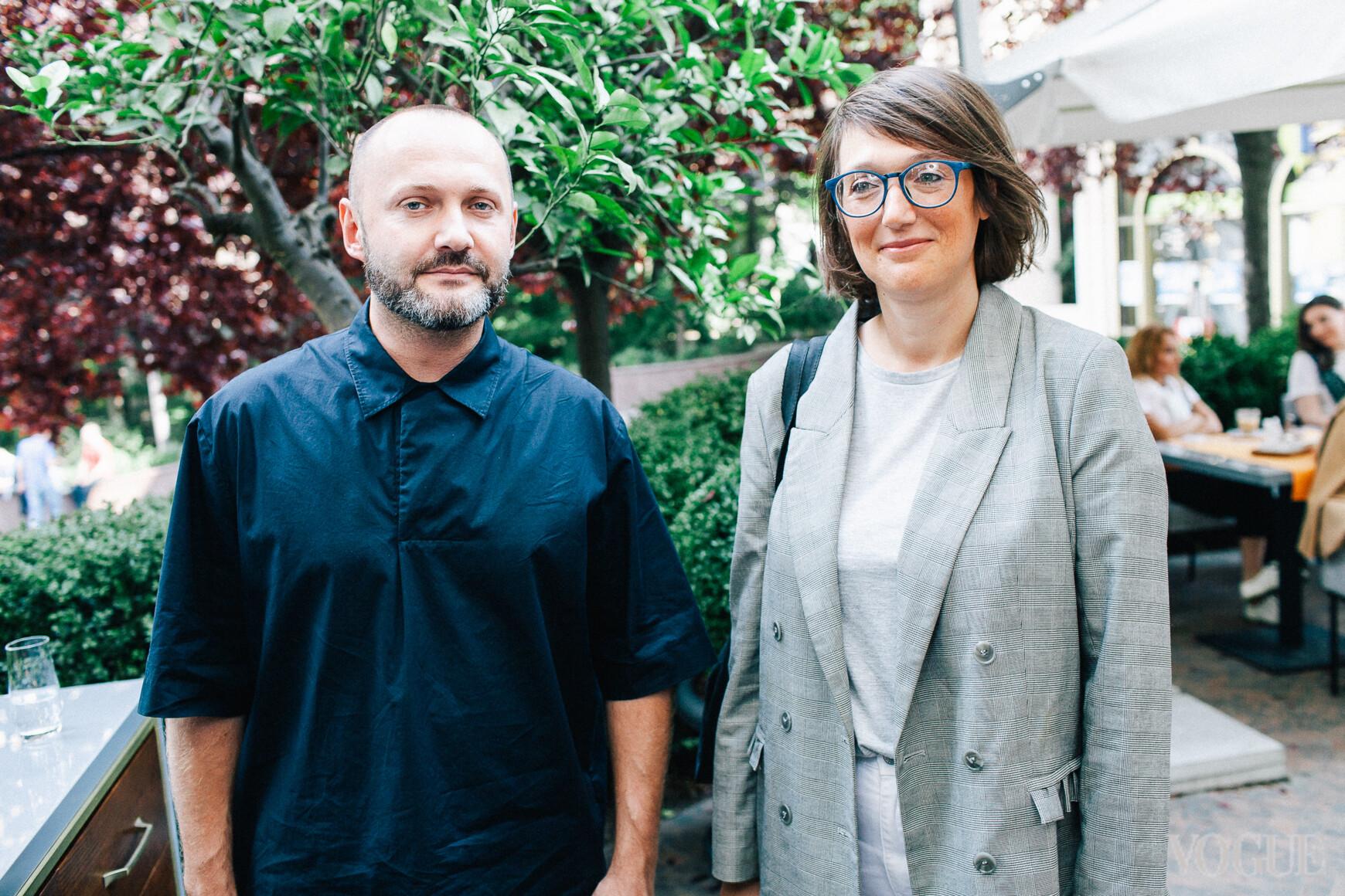 Константин Путиленко и Юлия Портарескул