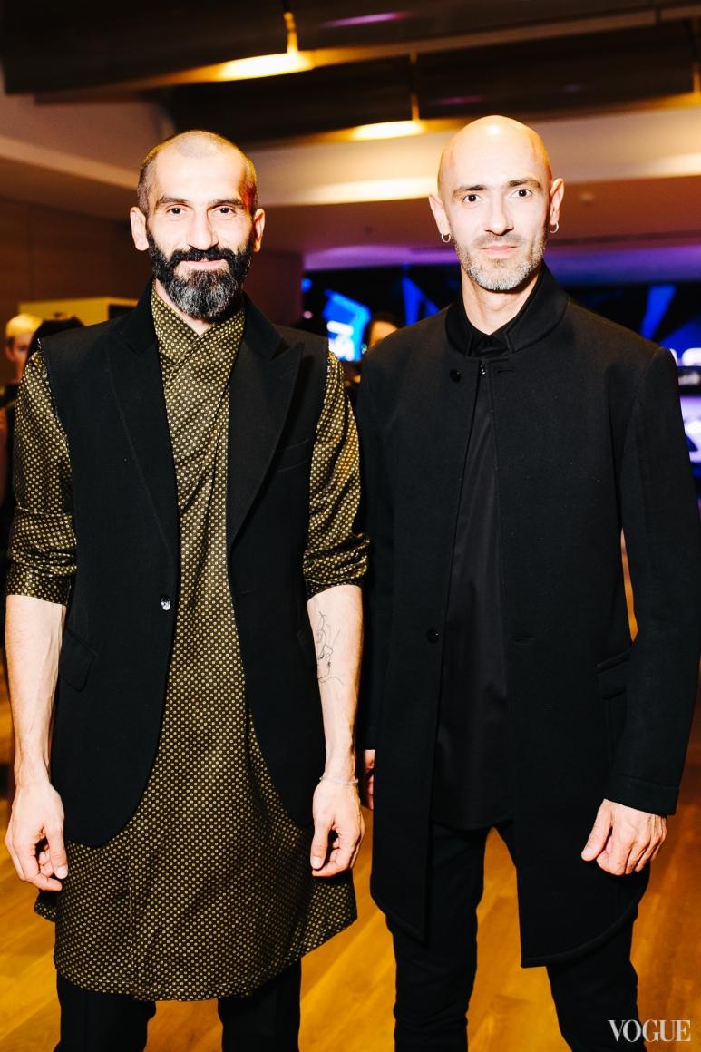 Валерий Топал и Владимир Подолян