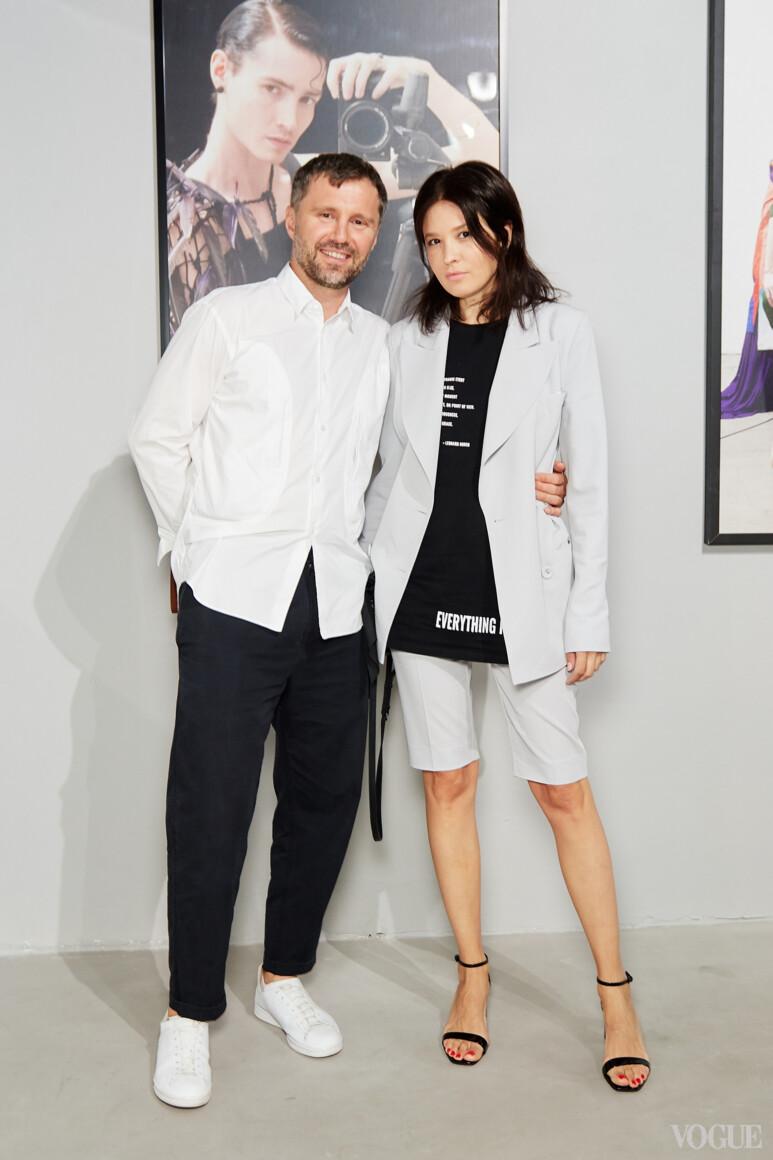 Виталий и Елена Ревы