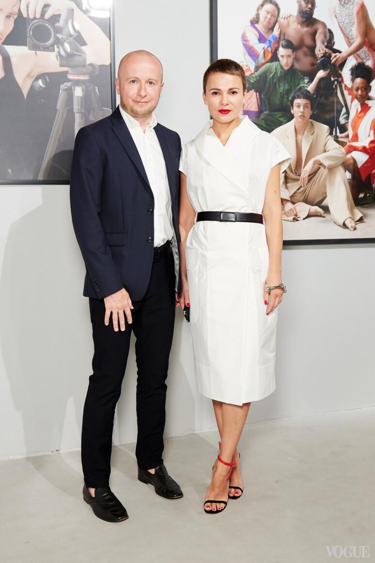 Евген и Катя Березницкие