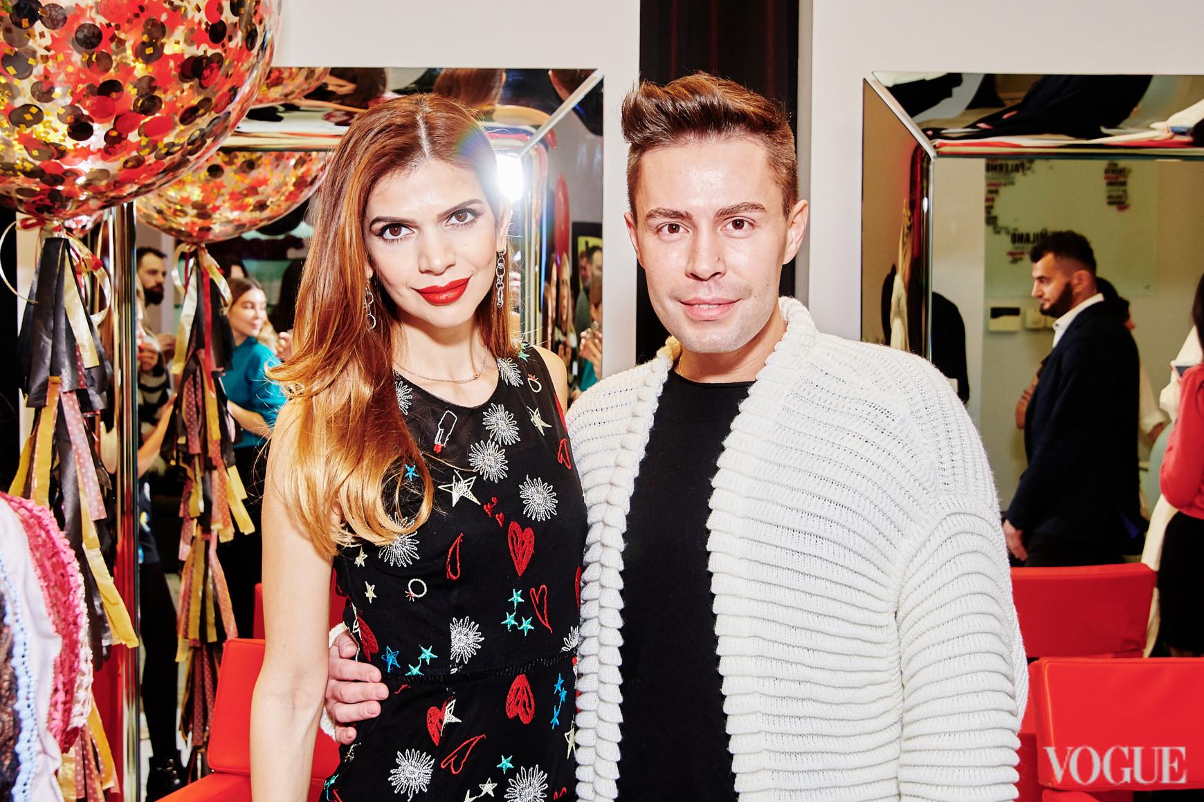Алина Алиева и Алексей Прищепа