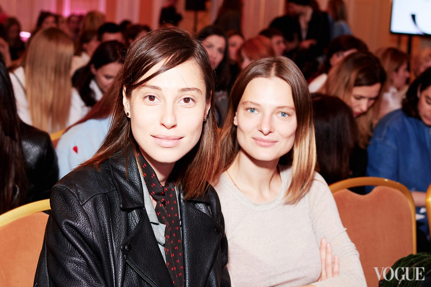 Наталья Каменская и Татьяна Рубан