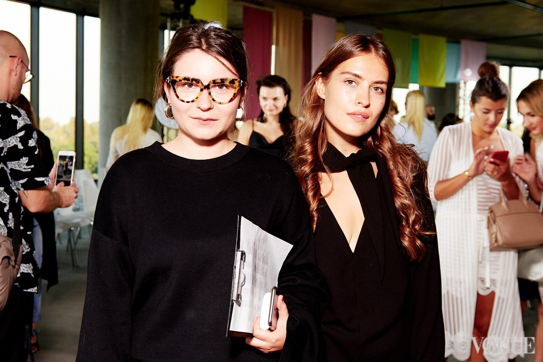 Анастасия Ивченко и Евгения Скибина