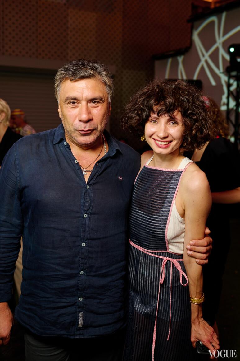 Арсен Савадов и Катерина Рай