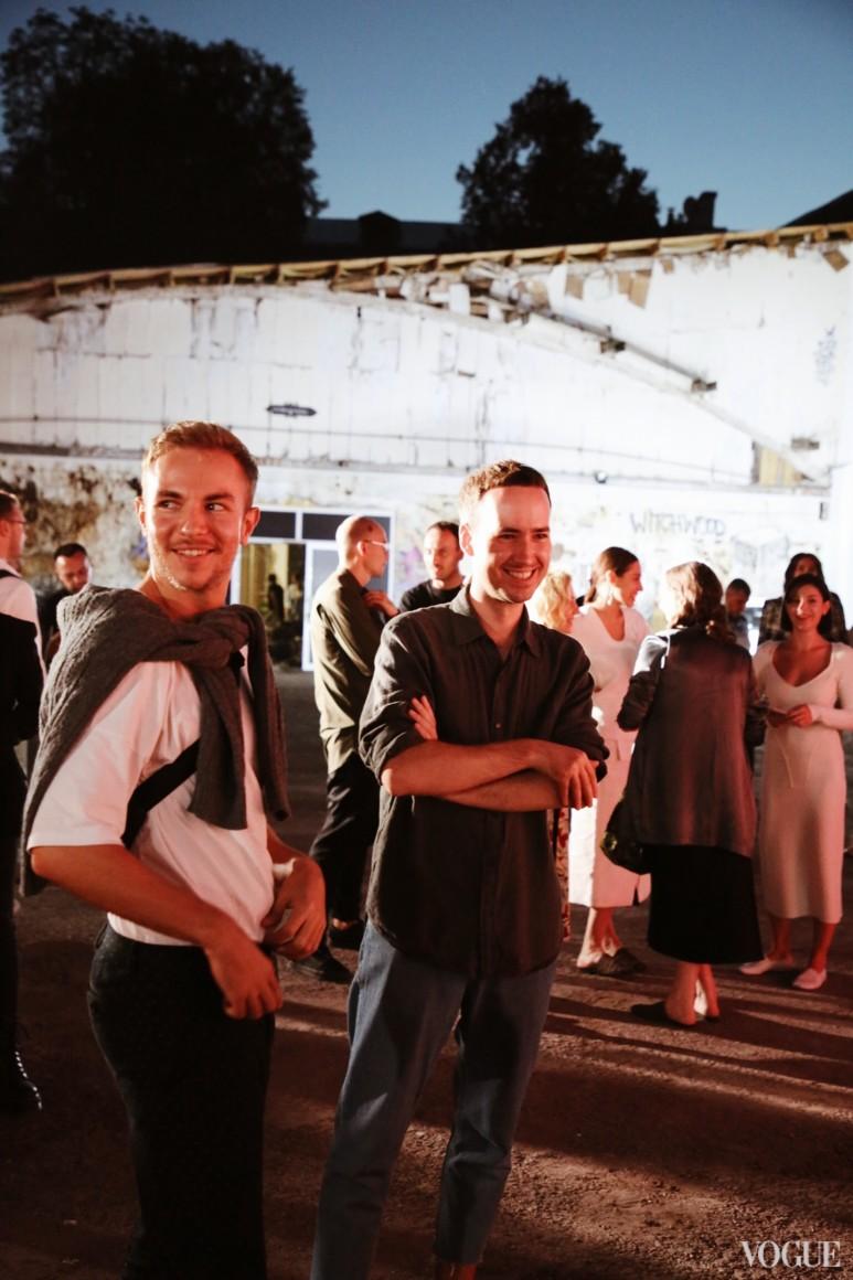 Александр Коптев и Максим Назаров