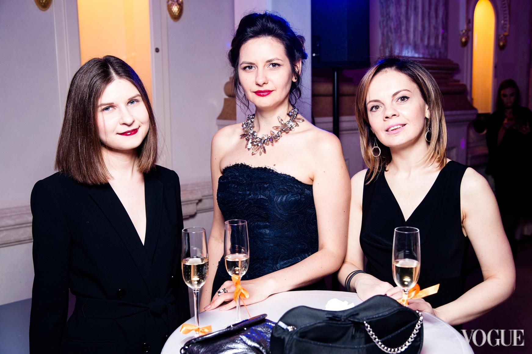 Елена Мусийчук, Алена Тулбанова, Анна Коваленко