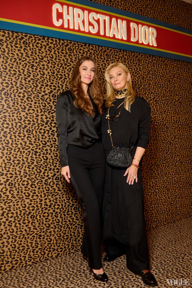 Мария Жуковская и Ирина Ковальчук