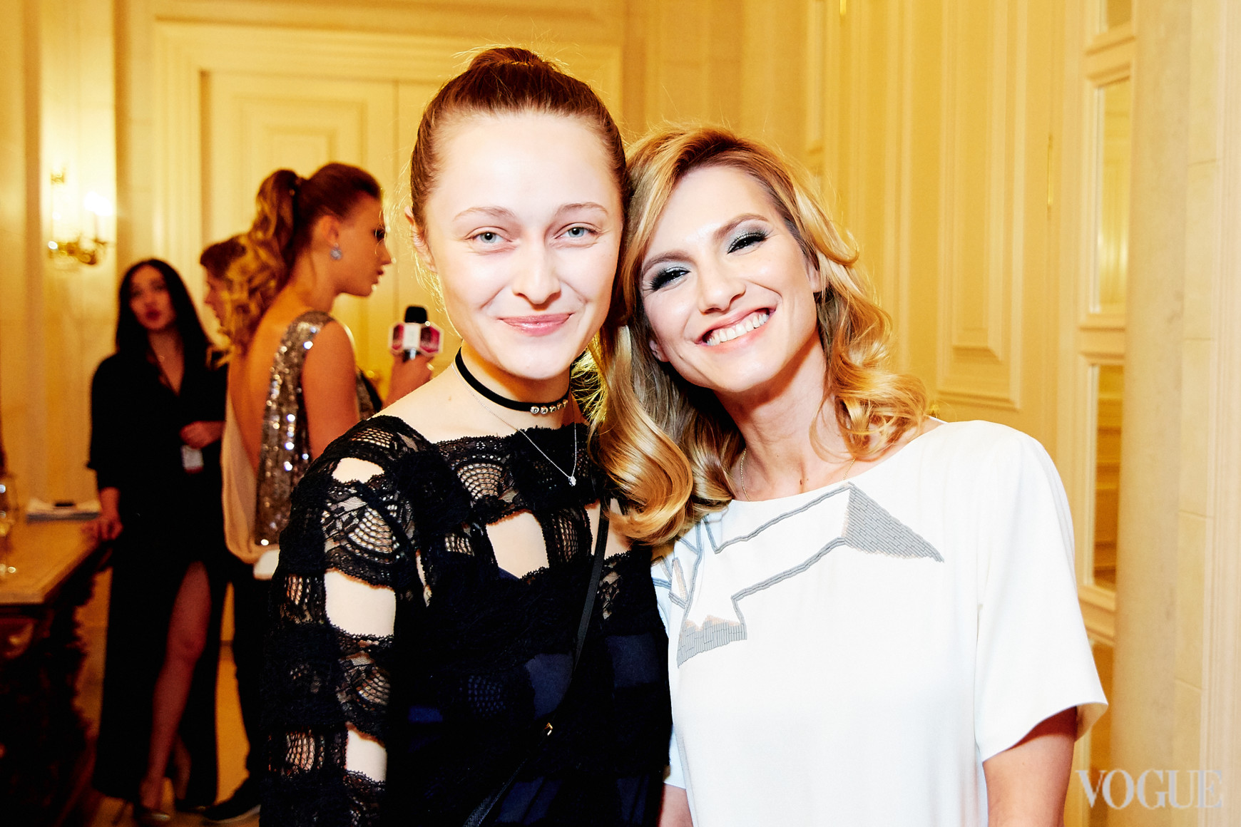 Дарья Шаповалова и Елизавета Юрушева