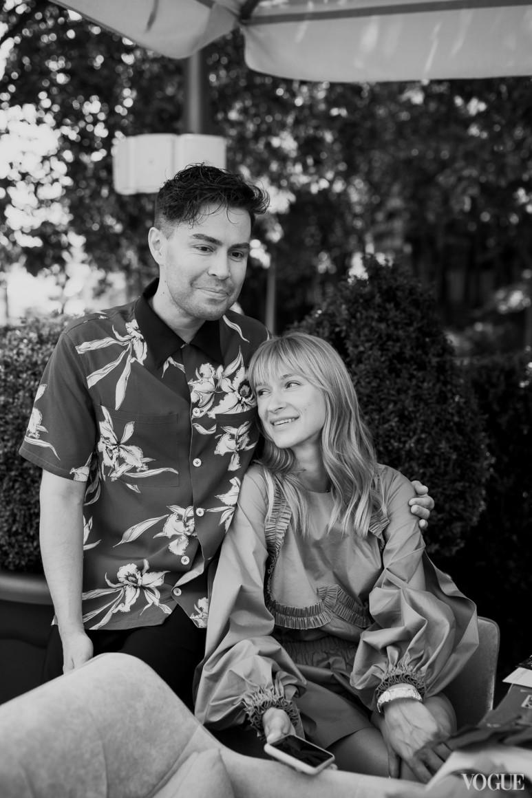 Алексей Прищепа и Татьяна Решетняк