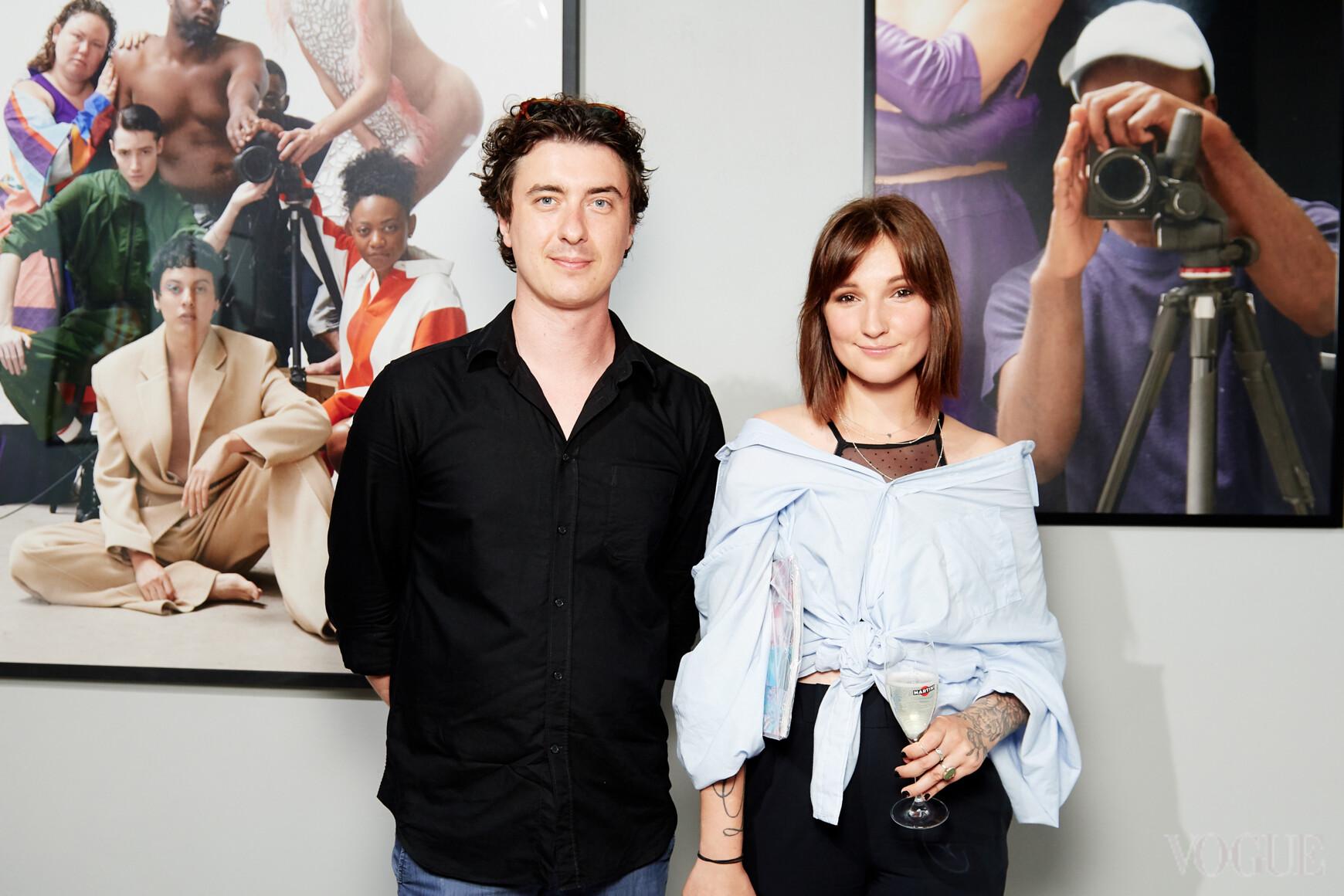 Алексей Камардин и Елена Пустовойт