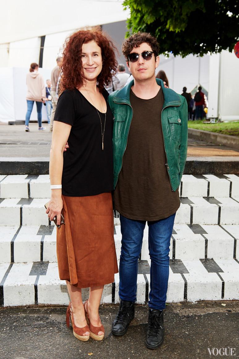 Ольга і Дмитро Шурови