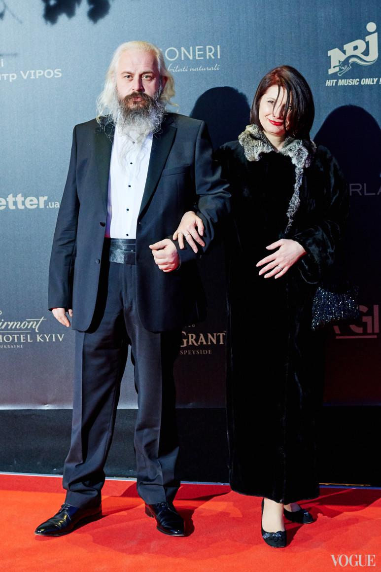 Владимир Филиппов с женой