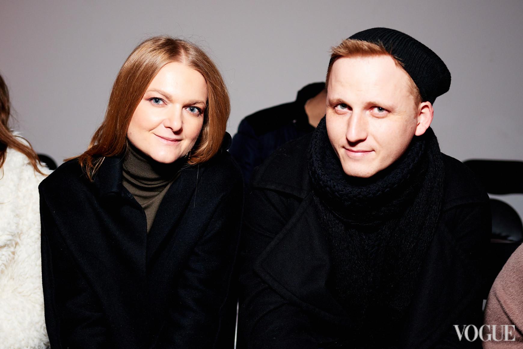 Вера Титова и Артем Климчук