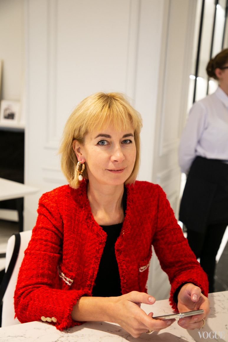 Наталья Любинская