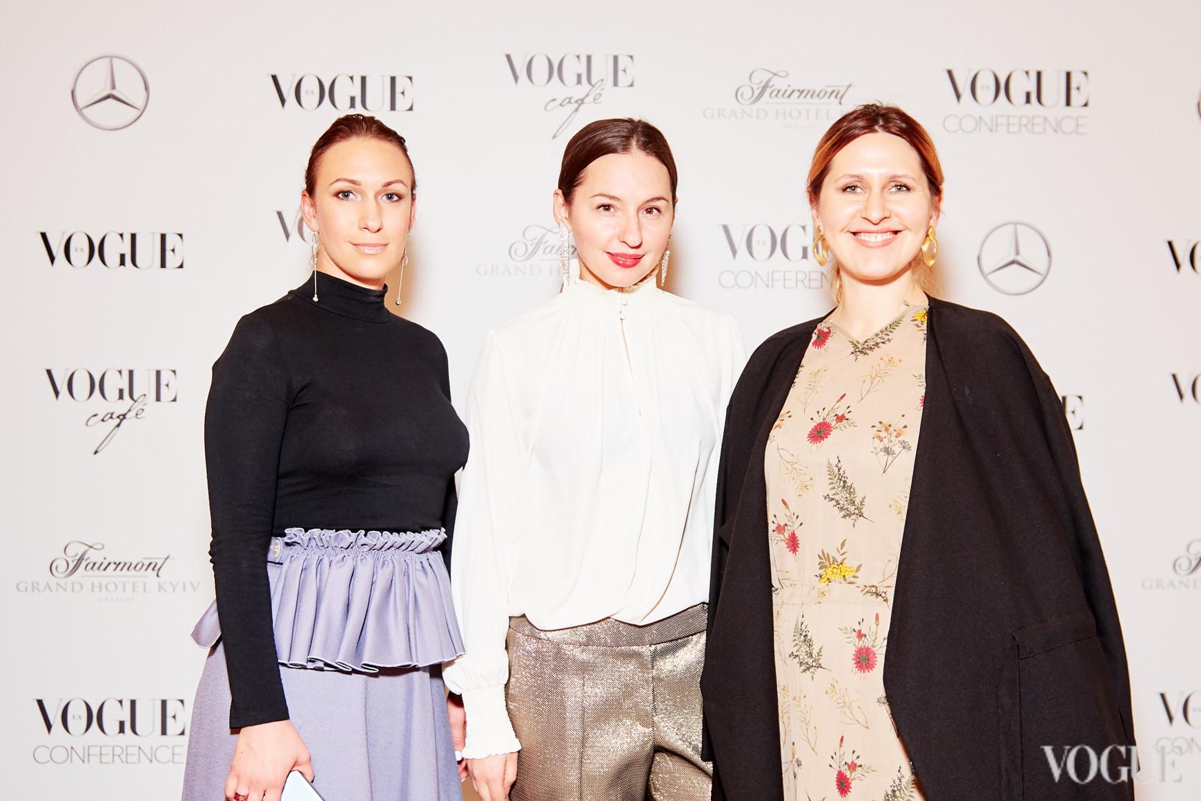 Дарья Слободяник, Виолетта Федорова и Алена Пономаренко