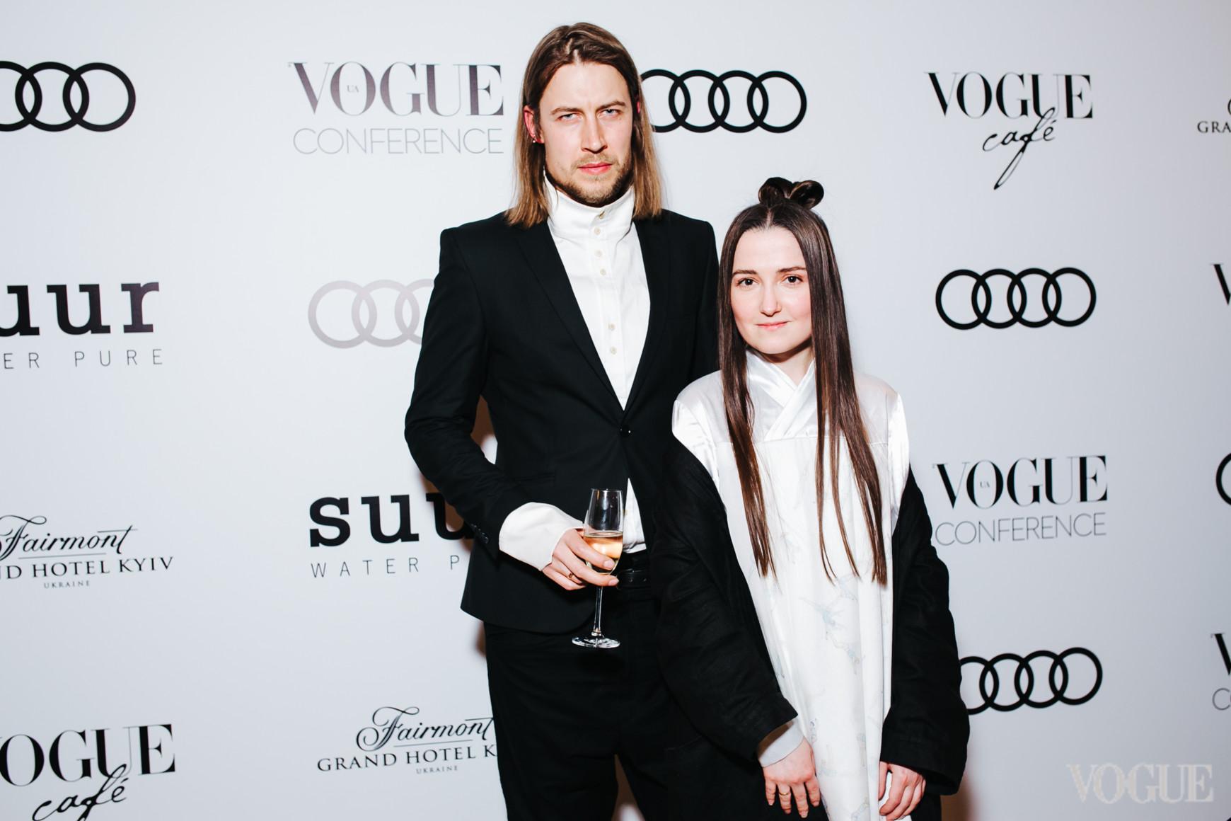 Максим Голуб и Екатерина Бякова