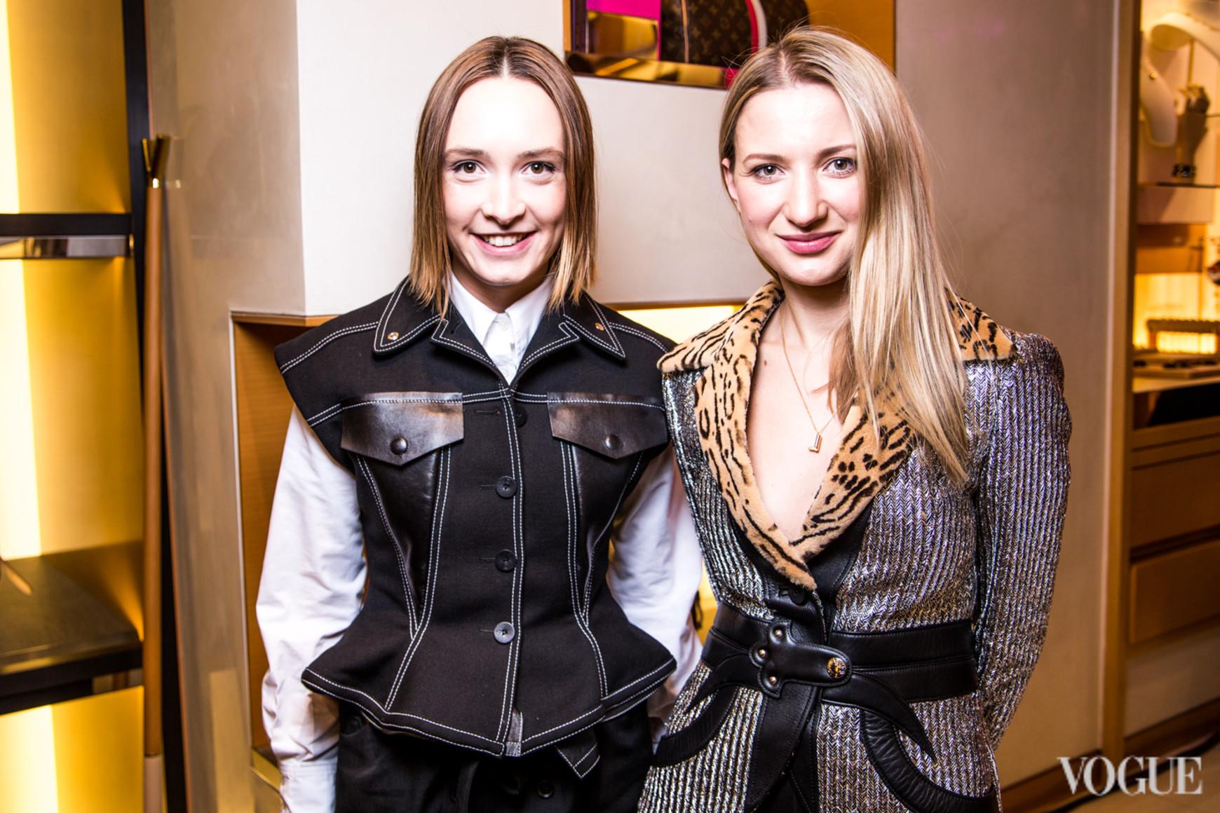 Ольга Сушко и Елена Егорова