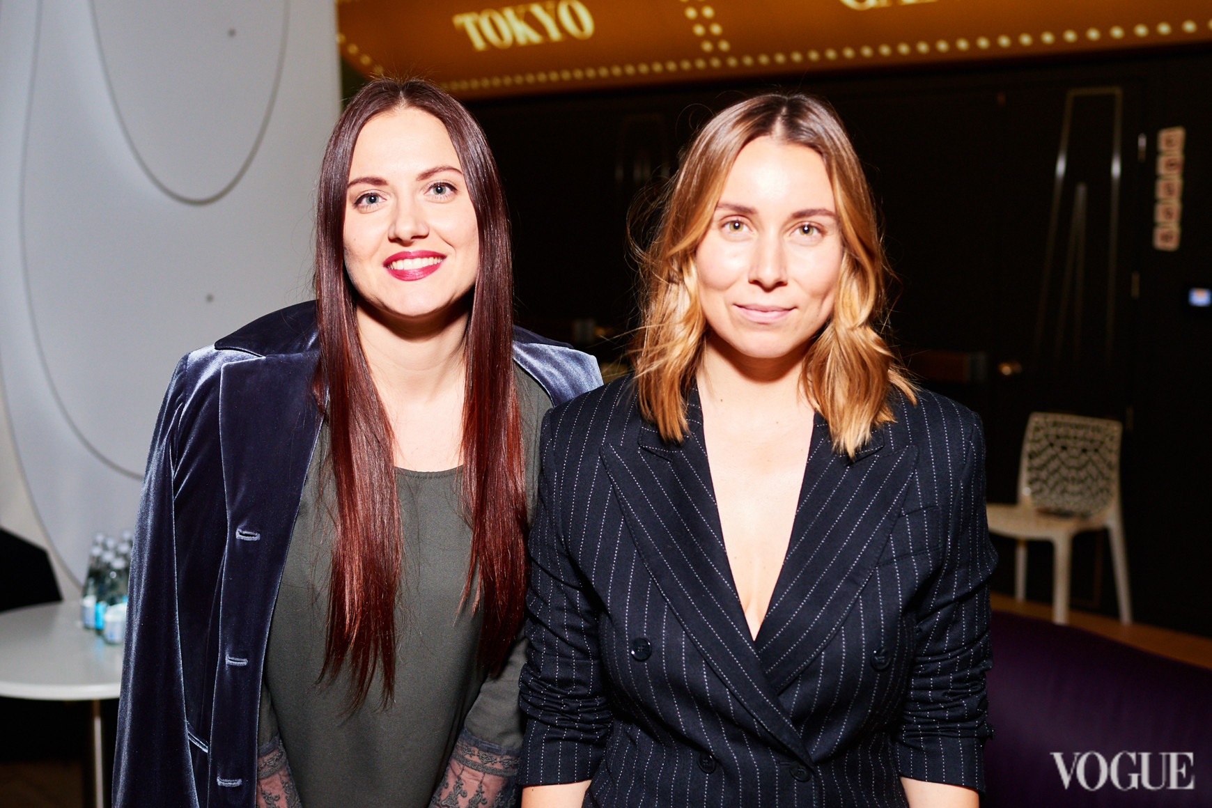 Елена Малая и Александра Бородина
